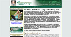 Anti-Aging Psychology for Holistic Health and Wellness