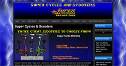 Super Cycles and Scooters
